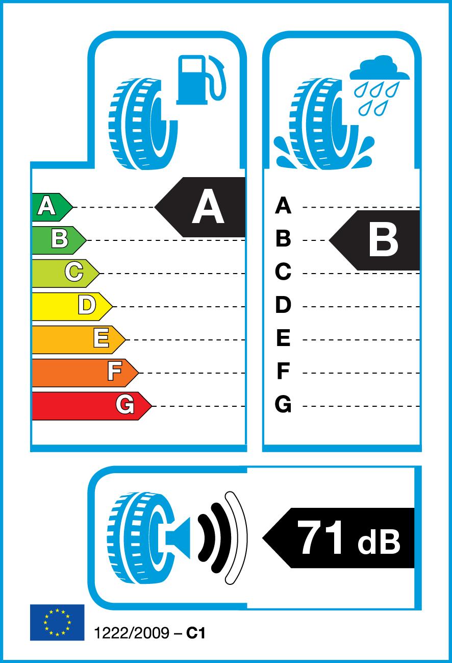 Summer Tyre Continental ECOCON 215/50R18 92 V