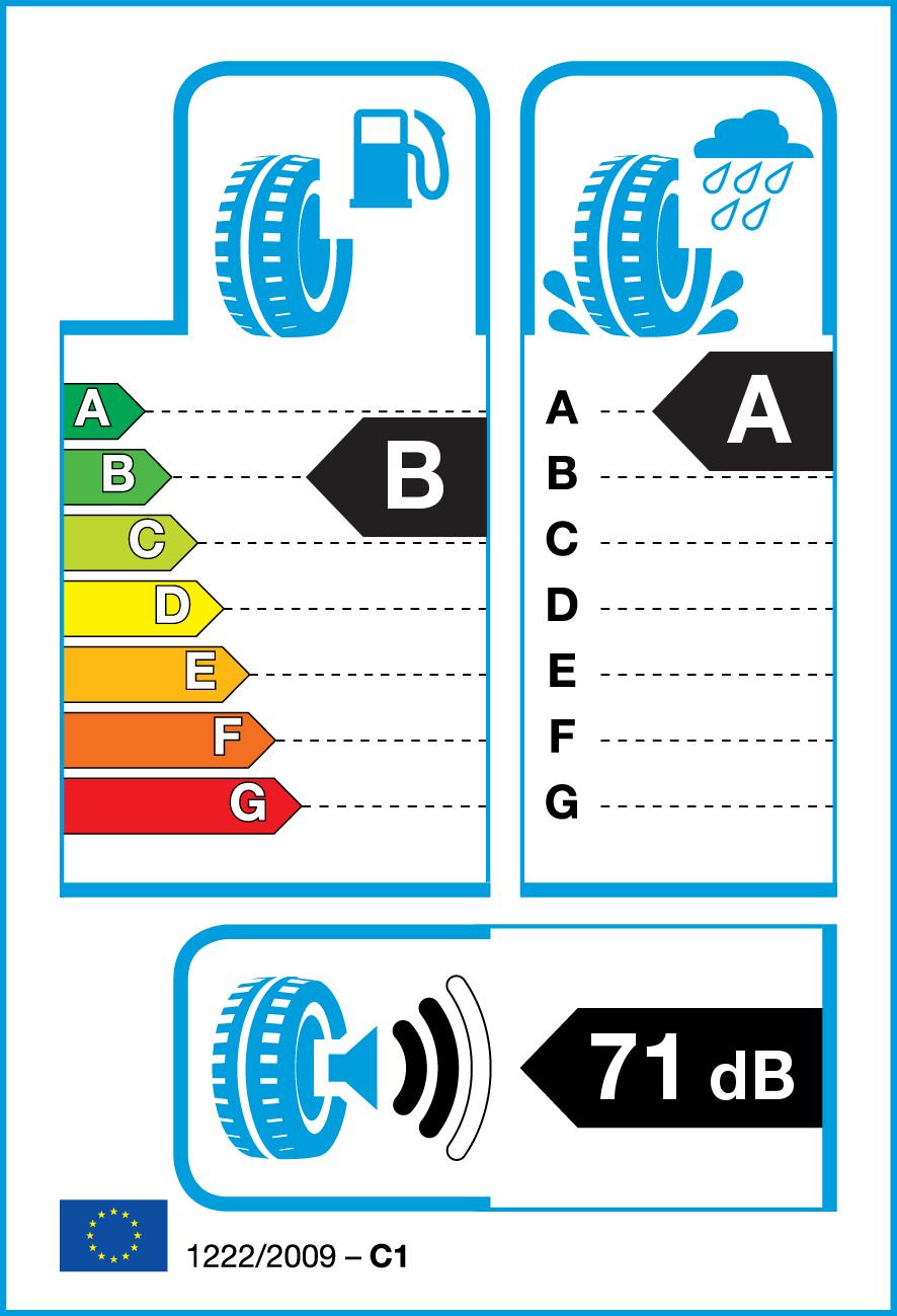 Summer Tyre BRIDGESTONE T005 235/40R18 95 Y