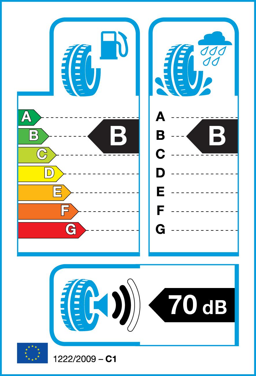 Summer Tyre NEXEN NBLUE HD PLUS 235/60R16 100 H