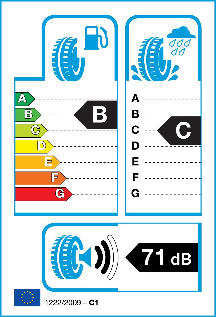 Summer Tyre ROADSTONE EUROVIS HP01 215/65R15 96 H