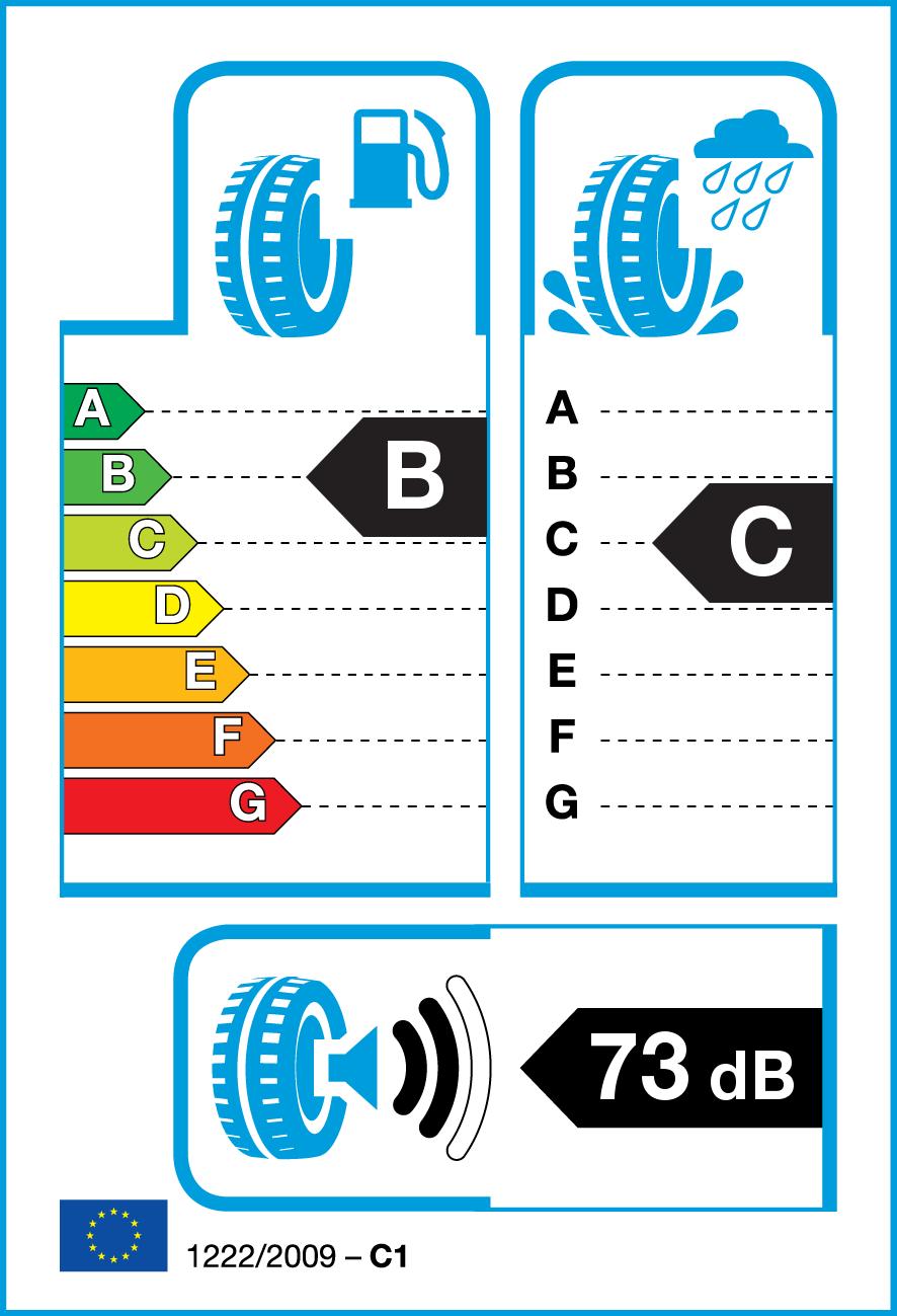 Summer Tyre Rapid P609 255/45R18 103 W