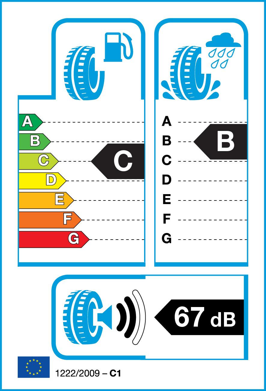Summer Tyre YOKOHAMA ES32 205/50R16 87 V