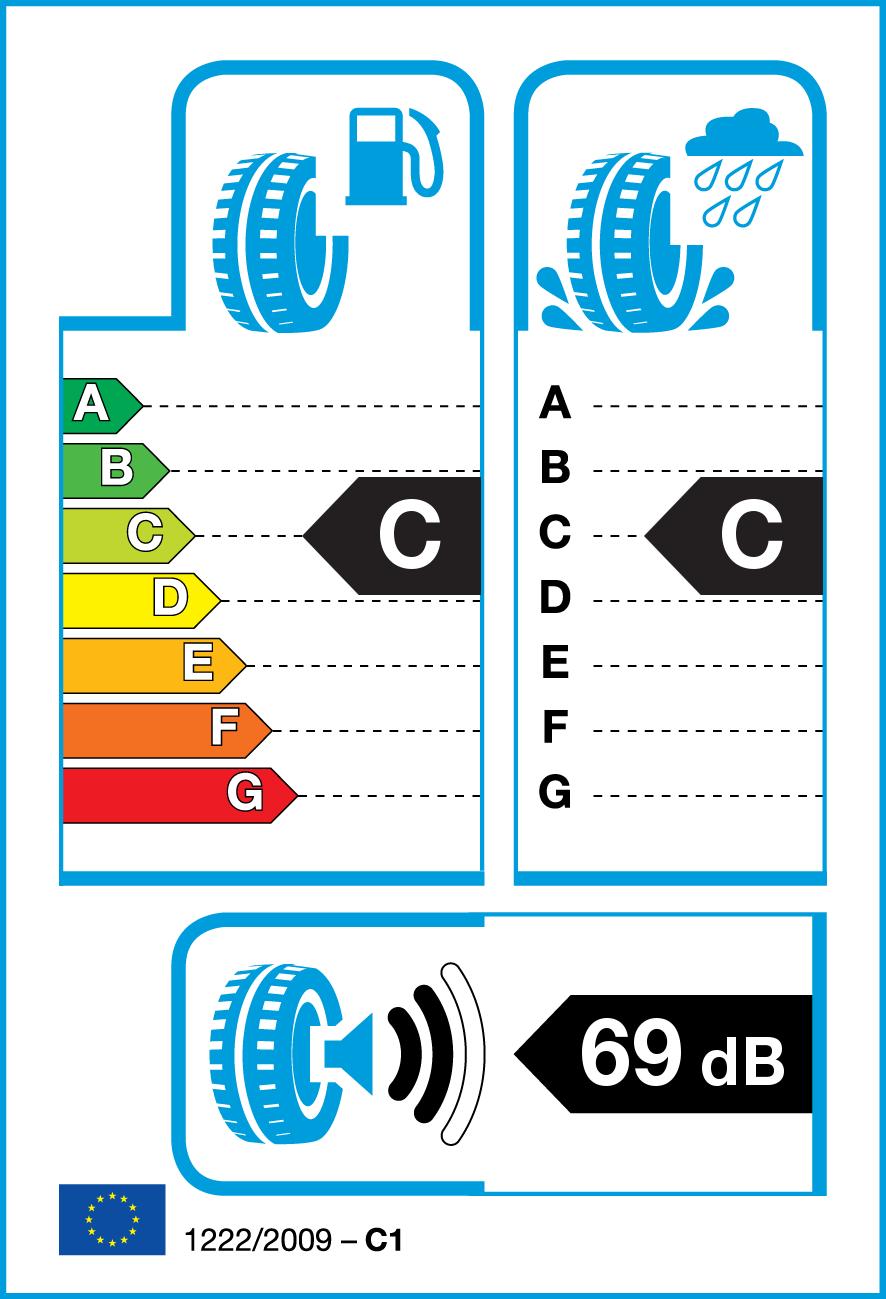 Summer Tyre BUDGET 215/60R17 96 H