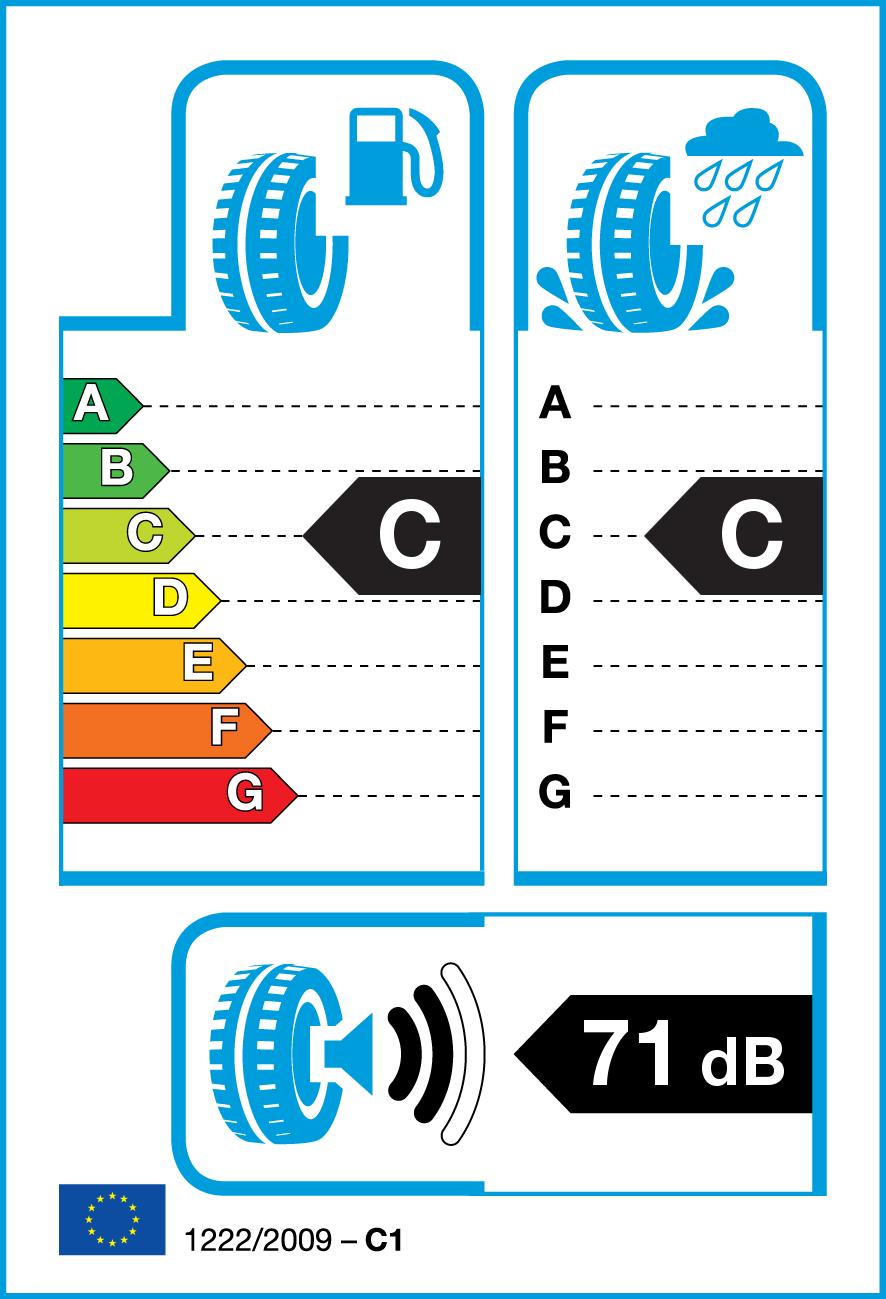 Summer Tyre KUMHO KC53 215/65R15 104/102 T