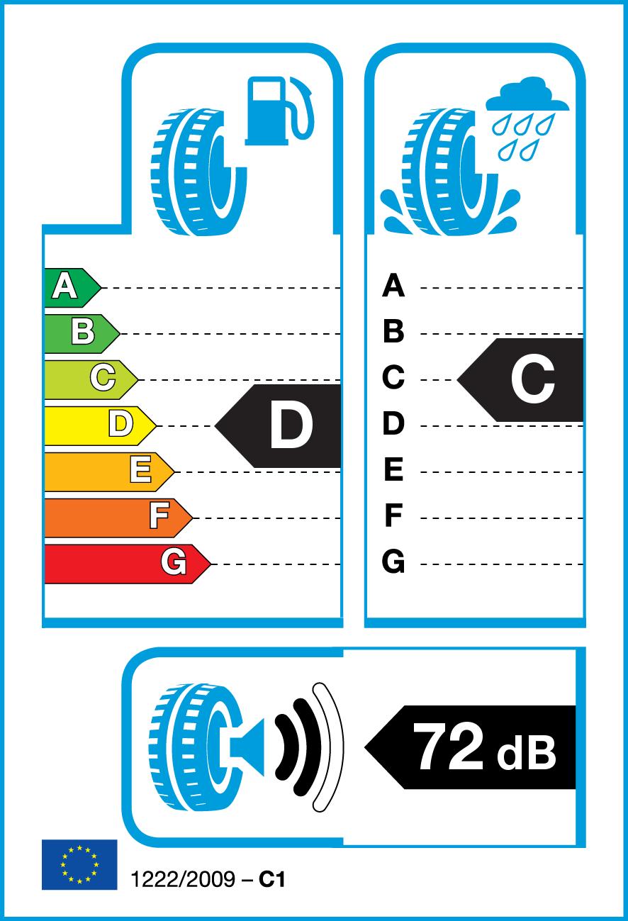 Summer Tyre MATADOR MP47 205/40R17 84 Y