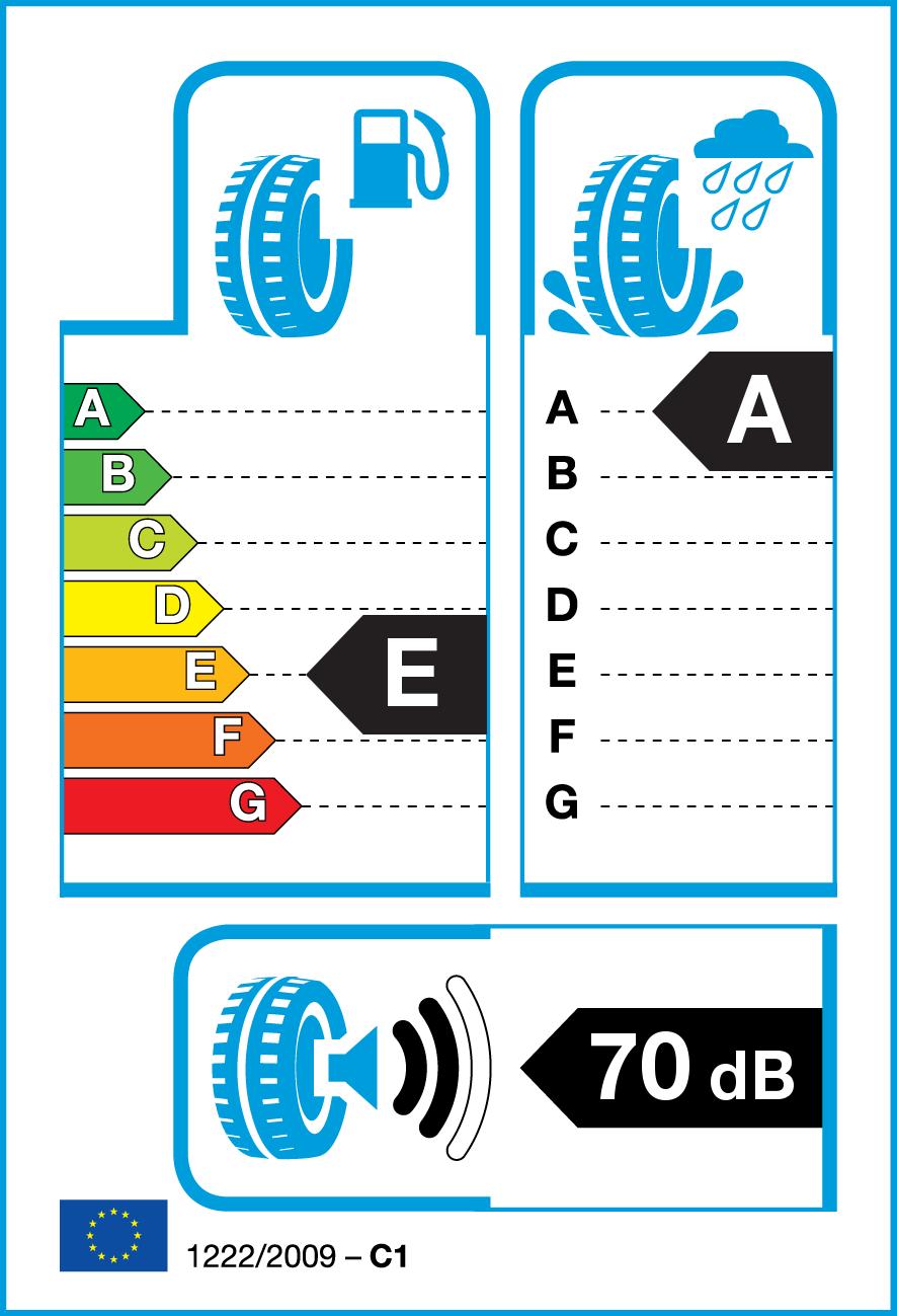 Summer Tyre AVON ZV7 205/45R17 88 W