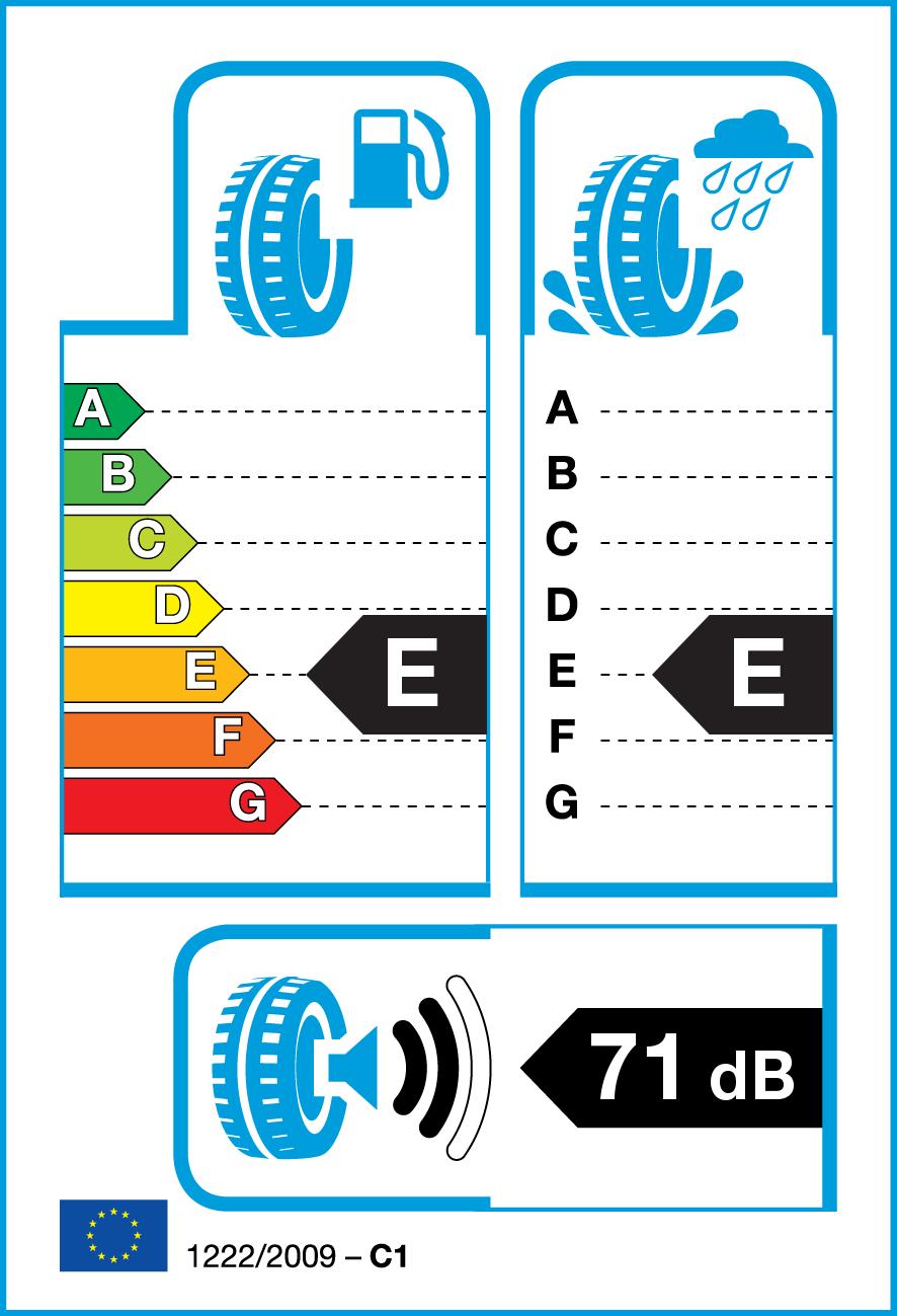 Summer Tyre ROADSTONE EUROVIS HP01 235/60R16 100 V